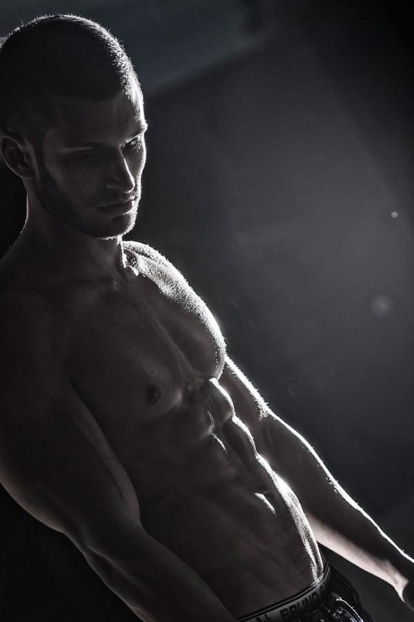 Fitnessmodel Rafael